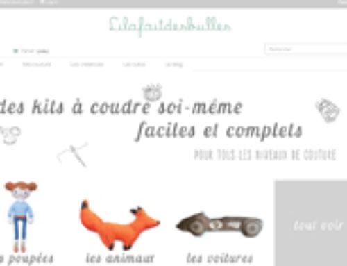 Site web Lilafaitdesbulles