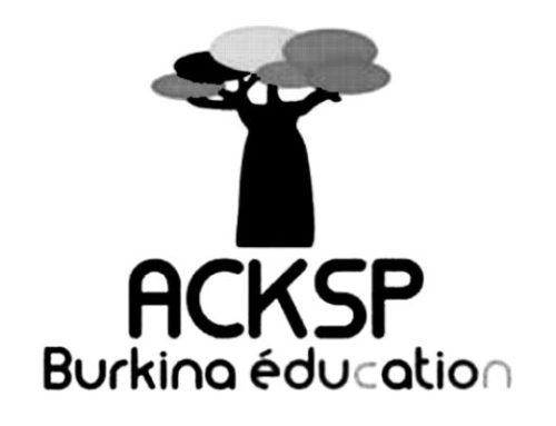 ACKSP-Burkina Education