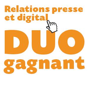 Relations presse et digital